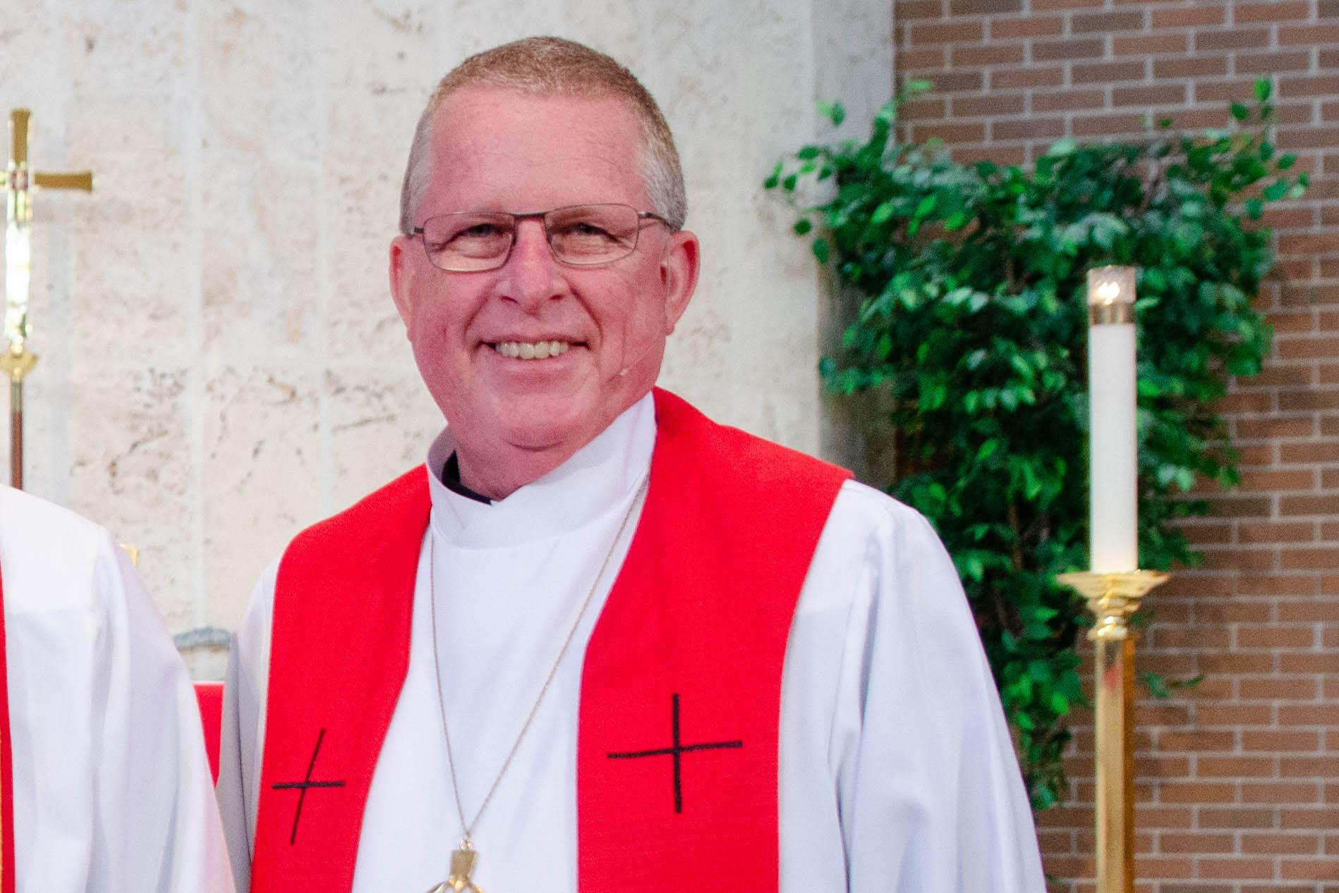Rev. Brian Roberts